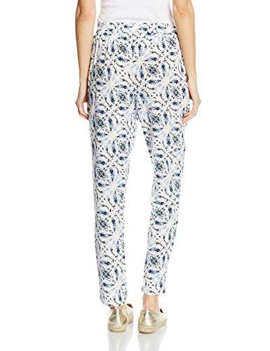 Broadway Fashion Rajna 6187, Pantalones para Mujer Marfil (offwhite 1602-001)