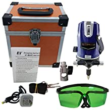 Kaitian Highly Visible Green Beam 5 Lines Rotating Laser Level Rotary Lasers for Home Improvement and Construction