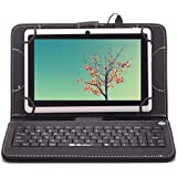 iRULU eXpro X1 7 Inch Quad Core Google Android 4.4 Tablet PC, 1024 x 600 Resolution, Wi-Fi, Games, Dual Cameras...