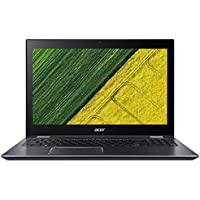 Acer Spin 5 Laptop Intel Core i7 1.8 GHz 8 GB Ram 1 TB HDD Windows 10 Home (Certified Refurbished)