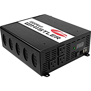 Whistler XP1600i Power Inverter: 1600 Watt Continuous/3200 Watt Peak Power