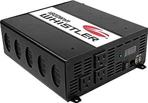 Whistler XP1600i Power Inverter: 1600 Watt Continuous / 3200 Watt Peak Power