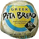 Pita Bread ,10 count (Grecian Delight)