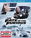 Cover Image for 'The Fate of the Furious'
