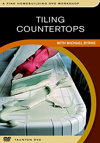 Tiling Counter (Tiling Countertops: with Michael Byrne)