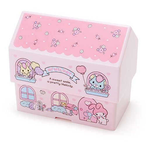 Sanrio My Melody Ouchi-shaped lunch box From Japan New
