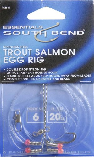 South Bend Trout Salmon Egg Rig - Egg Rig
