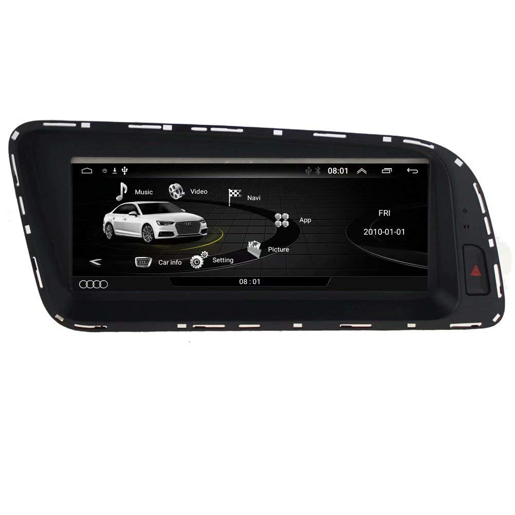 Amazon com: TOPNAVI 8 8Inch Android 6 0 Head Radio for Audi