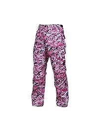 Rothco Bdu Pant, Pink Digital Camo, Large