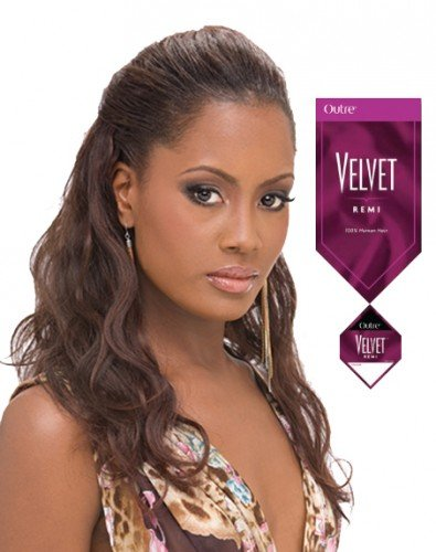 (VELVET Remi Human Hair Weave - EUROPEAN BODY WAVE WEAVING 14