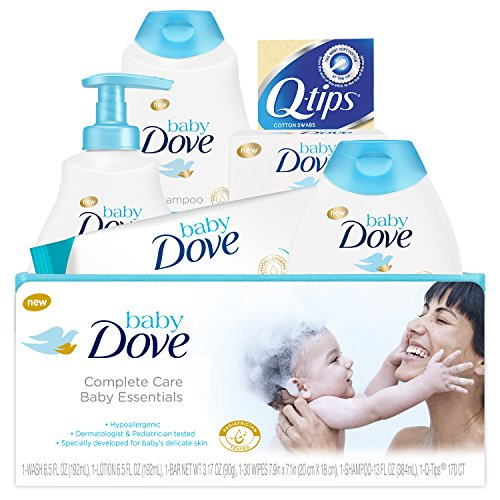 Baby Dove Complete Care Essentials