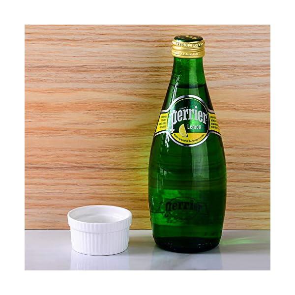 MALACASA, Serie Ramekin.Dish, 24 Pezzi di Ciotoline Rotonde per aperitivo/per antipasto/per i Dolci/per Salse/per… 4 spesavip