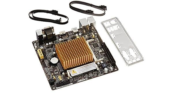 ASUS J1800I-C - Motherboard - mini ITX: Amazon.es: Electrónica