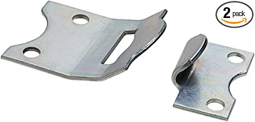 NATIONAL MFG//SPECTRUM BRANDS HHI National//Spectrum Brands HHI N109-171 2PK Zinc Sash Door Hanger