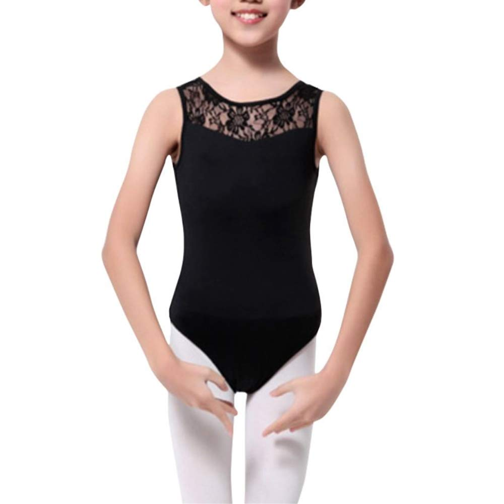 9d29b77e4 Reefa Kids Girls Lace Leotards