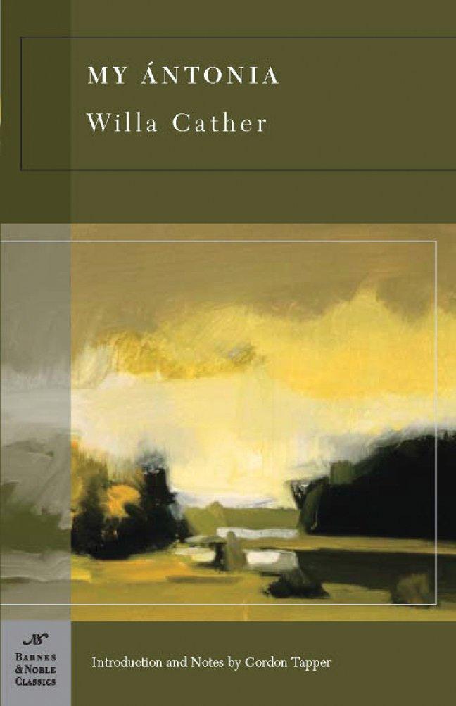 Read Online My Antonia (Barnes & Noble Classics) pdf epub