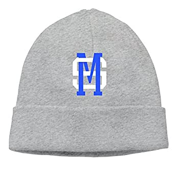 Shawn Mendes SM Classic Logo Cool Skull Cap Knit Hat at . 9990d3bf518b
