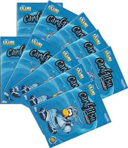 club penguin game cards - 2