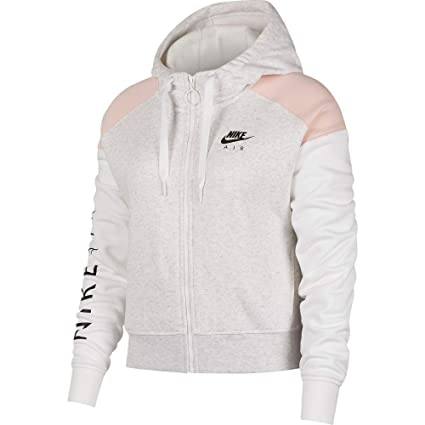 Nike Damen W NSW Air Hoodie Fz Bb: : Sport & Freizeit