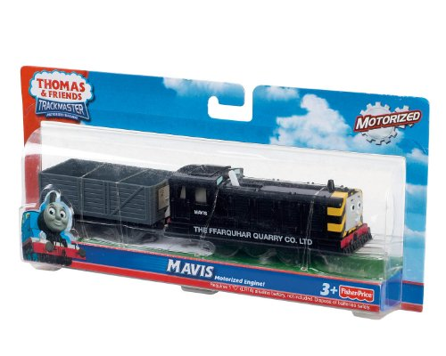 Fisher-Price Thomas & Friends TrackMaster, Mavis with Car ()