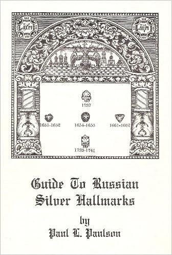 Amazon com: Guide to Russian Silver Hallmarks (9780685821015