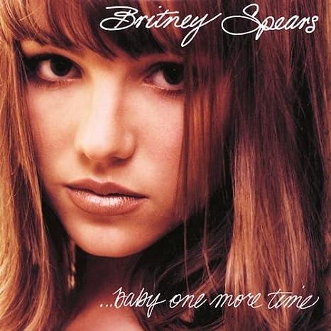 Resultado de imagem para britney baby one more time single cover