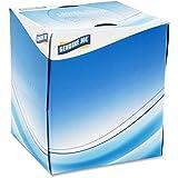 Genuine Joe GJO26085 Cube Box Facial Tissue, 2-Ply, 85 per Box, White (Pack of 36)