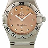 omega 22mm band - Omega Constellation quartz womens Watch 1561.61.00 (Certified Pre-owned)