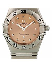 Omega Constellation quartz womens Watch 1561.61.00 (Certified Pre-owned)