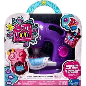 Sew Cool Sewing Machine Bonus Pack Exclusive, Purple