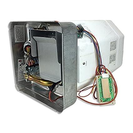 amazon com: new suburban sw6d 6 gallon lp gas rv motorhome trailer water  heater: home improvement