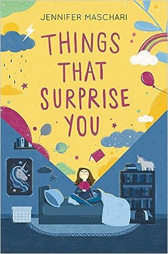 Things That Surprise You: Jennifer Maschari: 9780062438928: Amazon.com:  Books