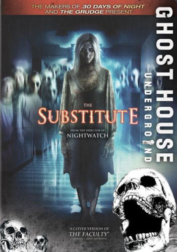 DVD : The Substitute (Subtitled, Dubbed, Dolby, AC-3, O-Card Packaging)