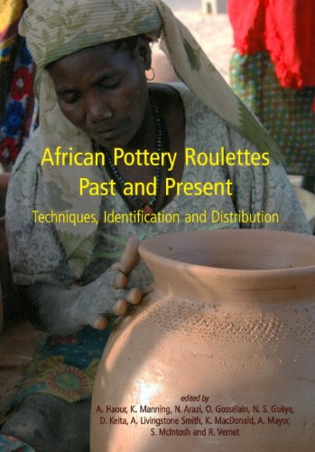 - African Pottery Roulettes Past and Present: Techniques, Identification and Distribution