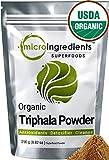 Micro Ingredients USDA Organic Triphala Powder, 250 grams