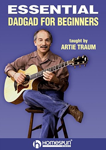 Guitar Homespun Tapes - Essential DADGAD for Beginners - Vol 1 [Instant Access]