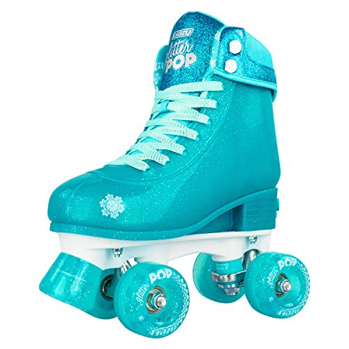 Crazy Skates Adjustable Roller Skates for Girls and Boys -...