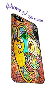 FUNKthing designs Hora de Aventura Adventure Time iphone 5 case for teen girls clear case PC PC