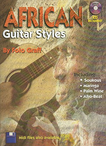 Download for free African Guitar Styles