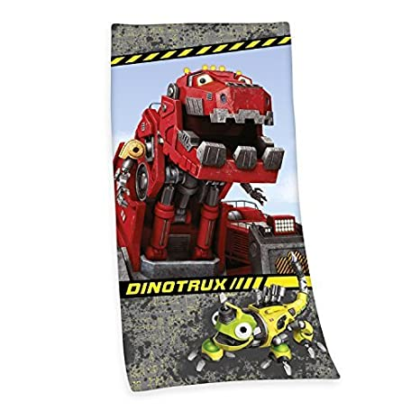 DINOTRUX Paño de Terciopelo de toalla de Baño Toalla Sauna Cool Regalo 75 x 150cm NUEVO WOW - all-in-one-outlet-24: Amazon.es: Hogar