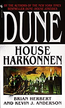 Dune House Harkonnen Prelude Book ebook product image