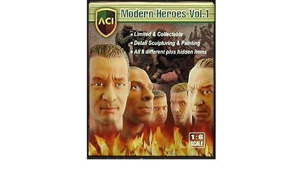 ACI Toys 1//6 scale  Toy Modern Heroes Vol 2 Head 3