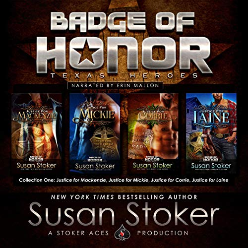 Badge of Honor: Texas Heroes, Collection One ()