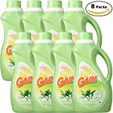 Gain Ultra Liquid Fabric Softener, Original, 52 Fl Oz , Pack of 8 (Total, 416 Fl Oz)