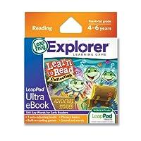 LeapFrog LeapPad Ultra eBook Learn to Read Colección: Historias de aventuras (funciona con todas las tabletas LeapPad)