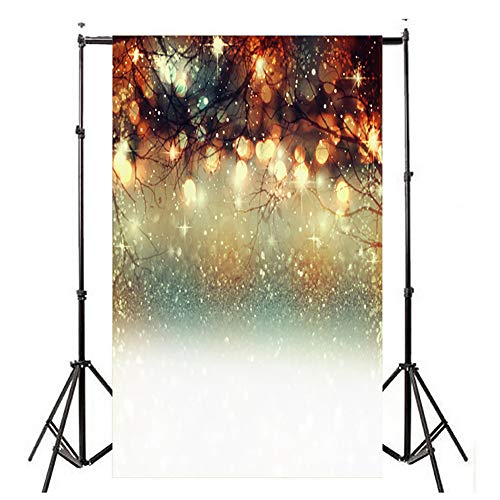 Nufelans 3x5ft Seamless Photography Background Paper, Photo Backdrop Paper, Photo Video Props Booth Props for Birthday Wedding Festival Party Valentine's Day Decorations (E) -