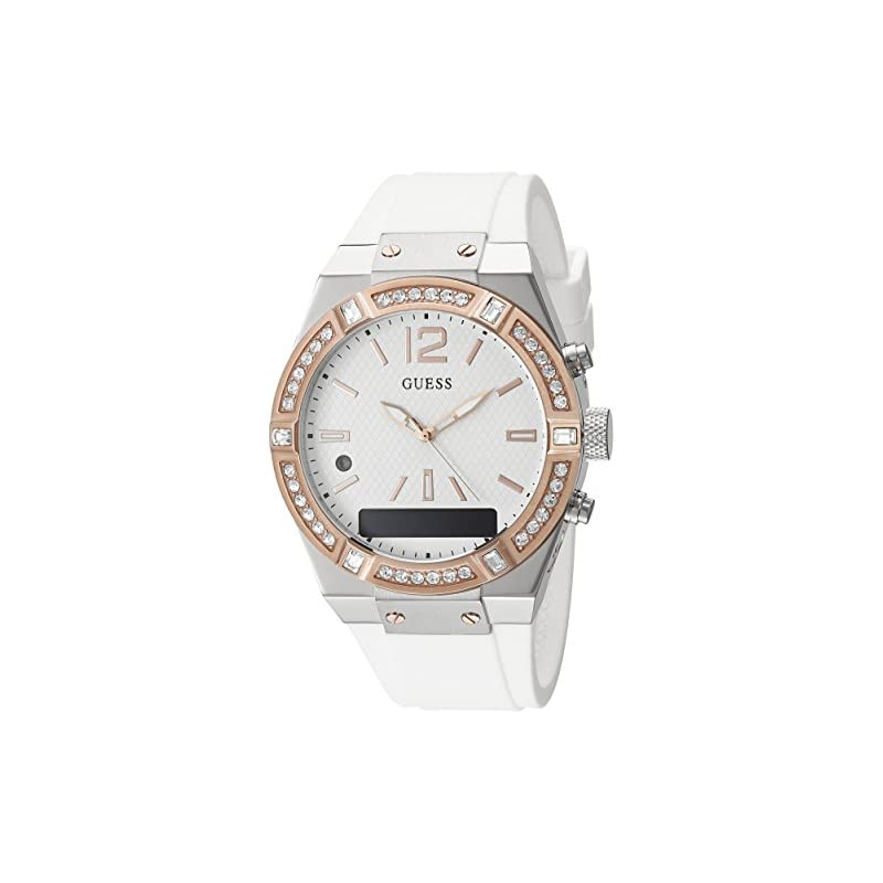 guess-women-s-stainless-steel-connect