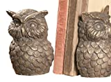 Owl Book Ends (Set of 2)