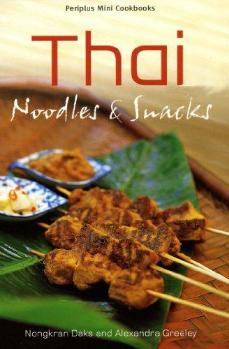 Amazon Thai Noodles Snacks Periplus Mini Cookbook Series