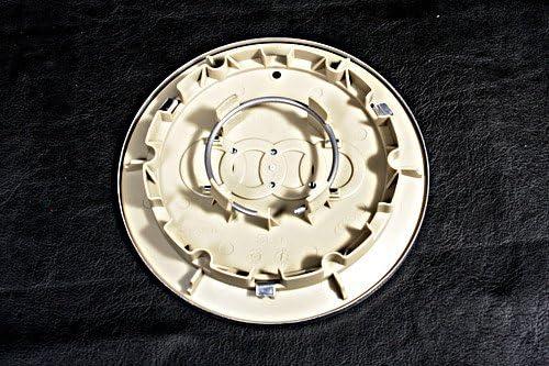 Genuine Wheel Center Hub Cap Avus Silver 16 Fits AUDI A2 A3 8L 00-05 Facelift